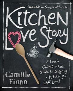KITCHEN LOVE STORY.7.5x9.25
