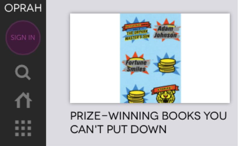 prize-winning
