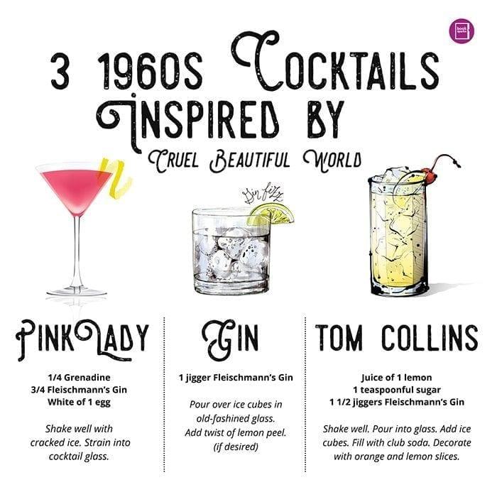 1960s cocktails