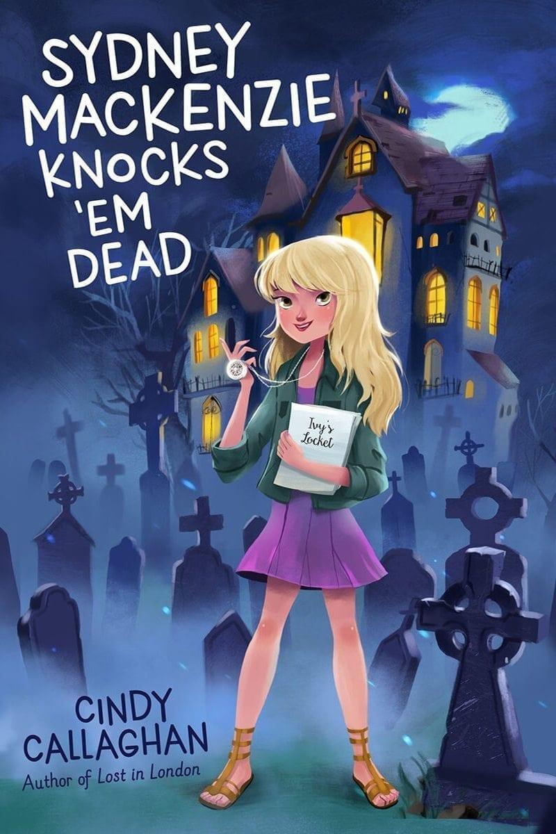 Sydney Mackenzie Knocks 'Em Dead by Cindy Callaghan