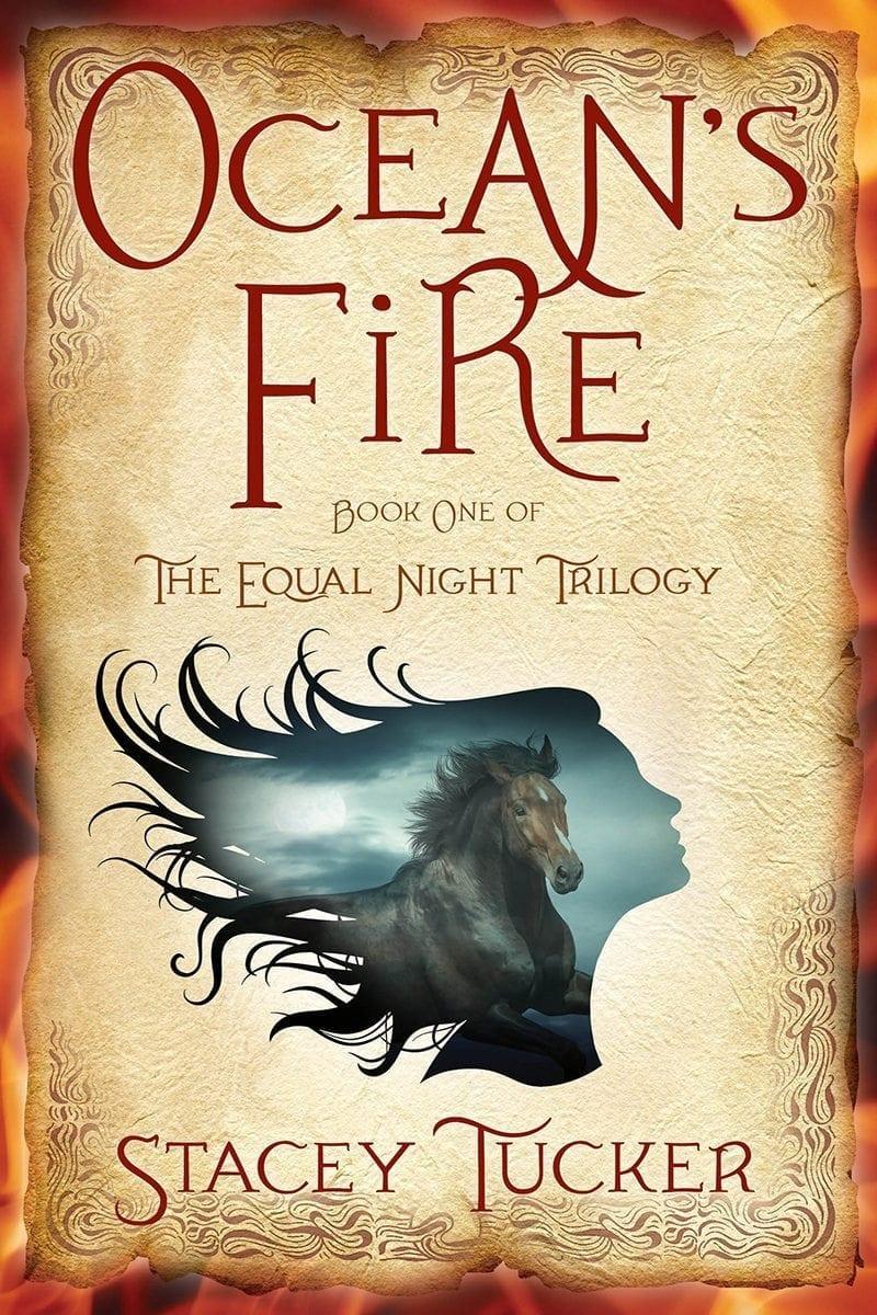 Ocean's Fire by Stacey Tucker