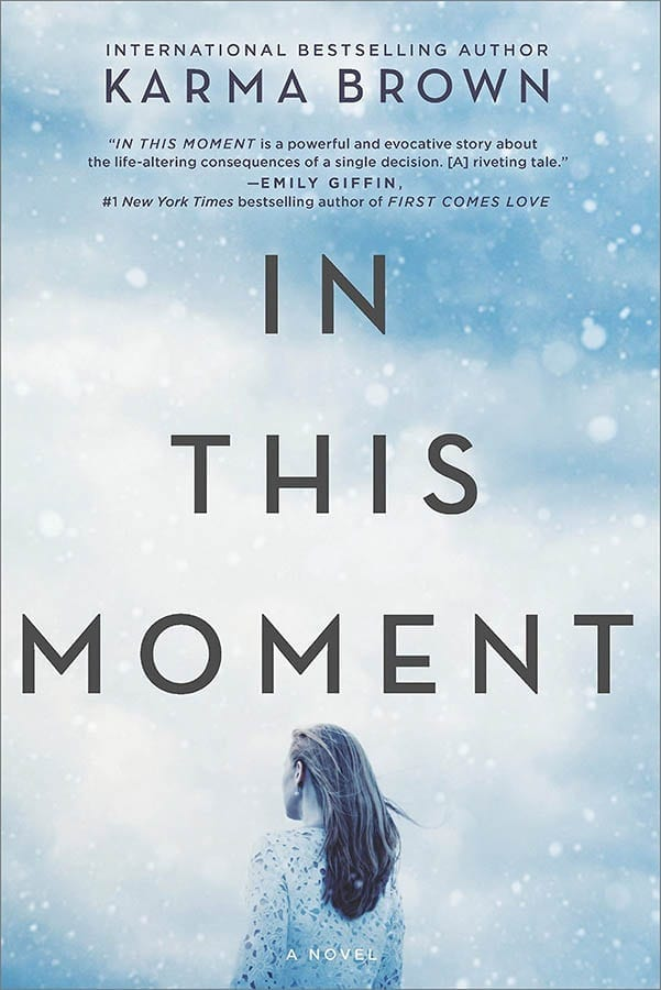 In This Moment by Karen Kingsbury