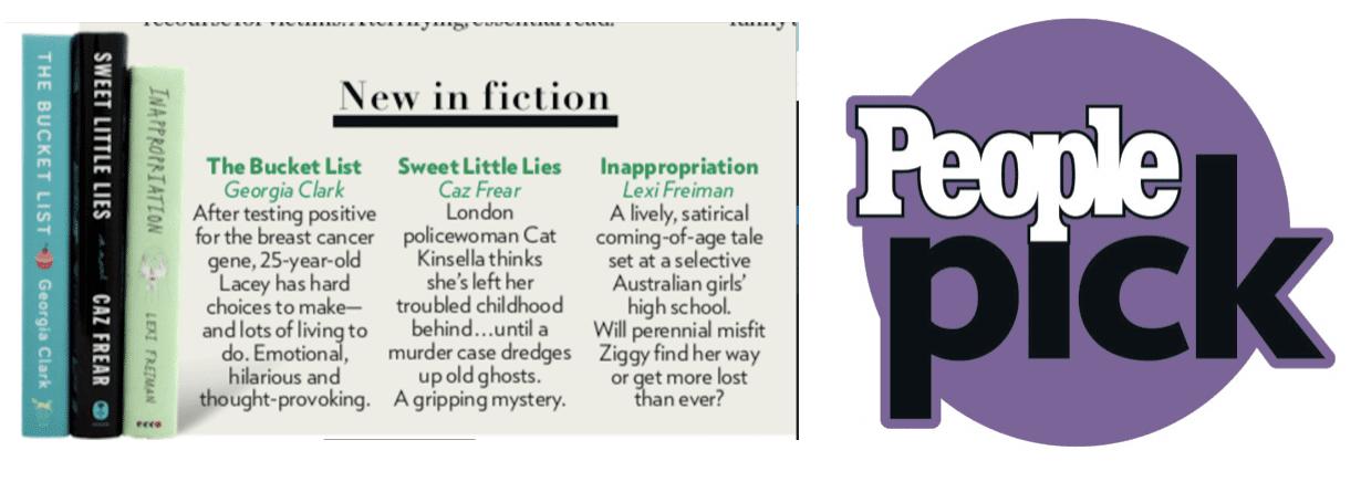 ed52c4e6d Robyn Harding's Her Pretty Face received a fantastic review on Shelf  Awareness, was named a best book of August in The Hollywood Reporter, ...