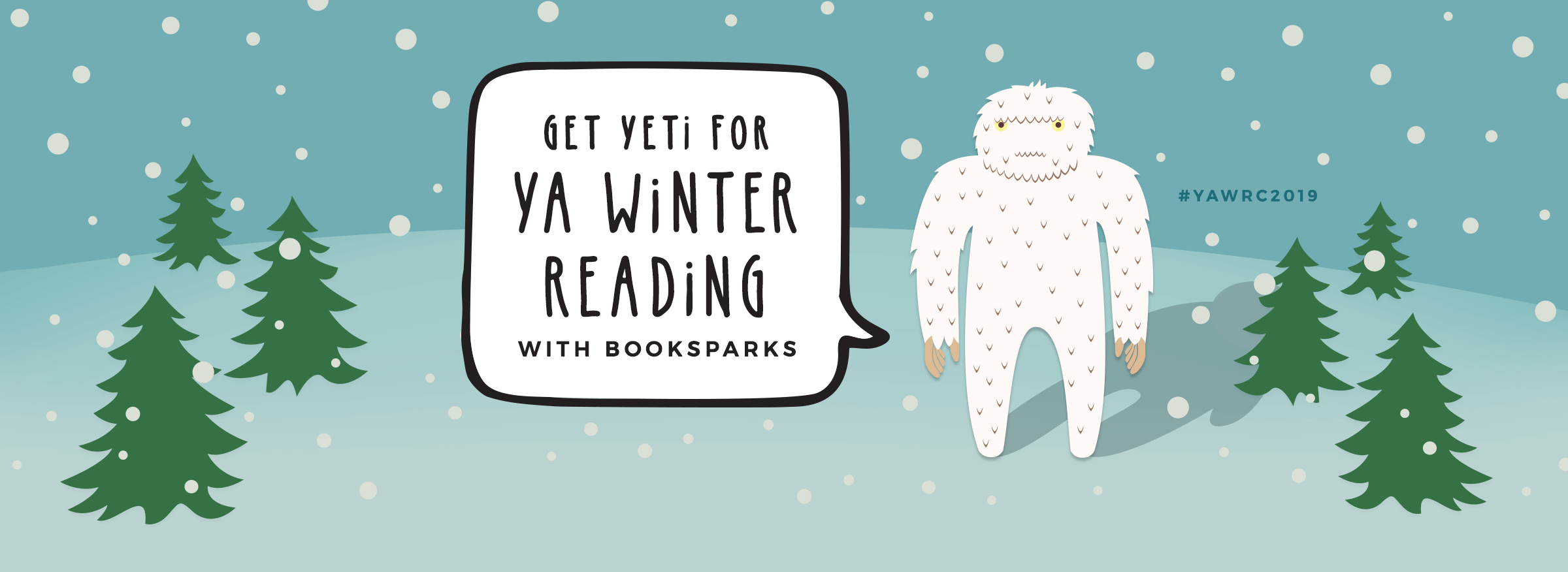 get yeti for ya winter reading