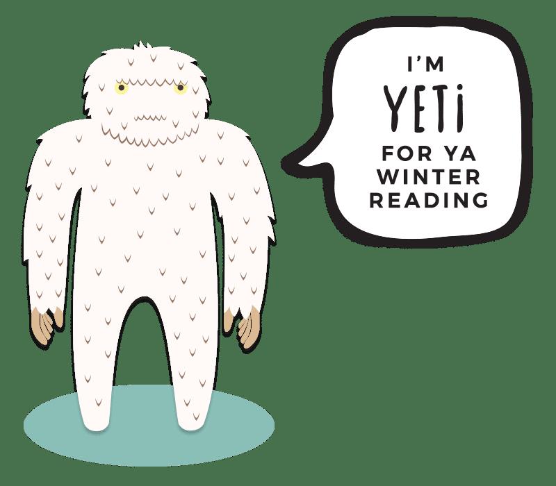 I'm yeti for ya winter reading