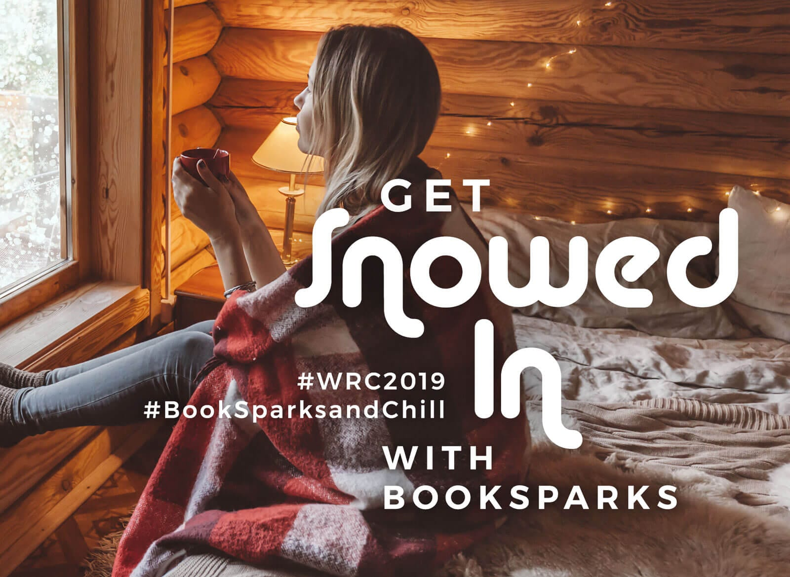 get snowed in with booksparks