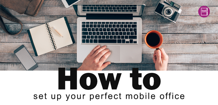 How to Create a Mobile Office - BookSparks